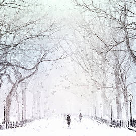Snow in the City by Susan Maxwell Schmidt