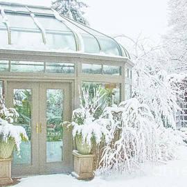 Snow Scenes by Marilyn Cornwell
