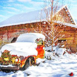 Snowed In by Debra and Dave Vanderlaan