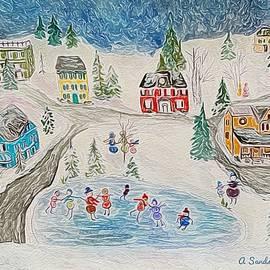Snowman Holiday