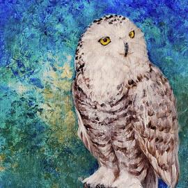 Snowy Owl by Zan Savage