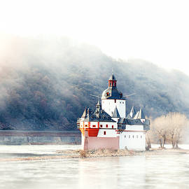 Soaked In The Rhine by Iryna Goodall
