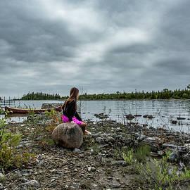 Social Isolation, Bruce Peninsula by Garth Steger