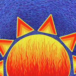 Solar Power by Mary Walchuk