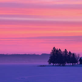 Solstice Sunrise by Penny Meyers
