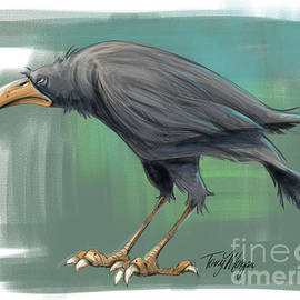 Something To Crow About by Tony W Morgan