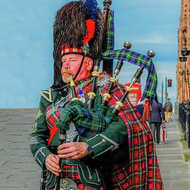 Son of Edinburgh by Marcy Wielfaert