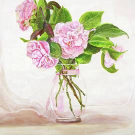 Song of Camellias by Natalya Shvetsky