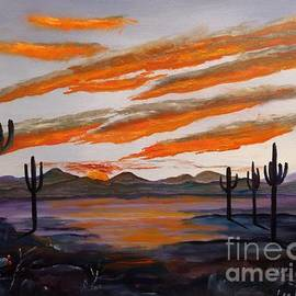 Sonoran Sunrise by Lee Piper