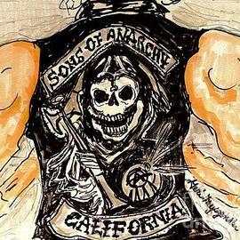 Sons Of Anarchy  by Geraldine Myszenski