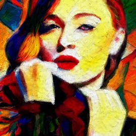 Sophie Turner by James Shepherd
