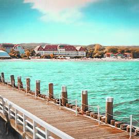 Sopot Pier and Grand Hotel Poland