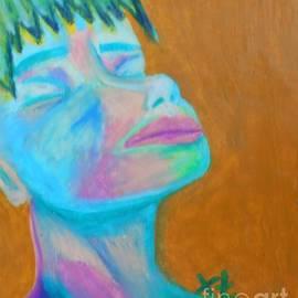 Sorrowful Thoughts  by Tania Stefania Katzouraki