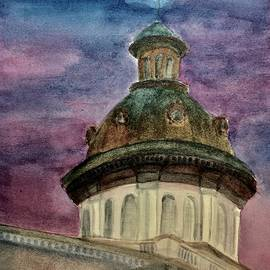 South Carolina Capital Dome by Forrest Fortier