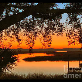 South Carolina Sunrise by Michael Sowa