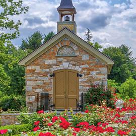 Southborough Deerfoot Chapel Burnett House by Juergen Roth