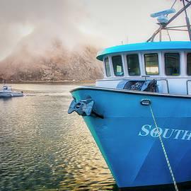 Southeast of Morro Rock, Morro Bay by Flying Z Photography by Zayne Diamond