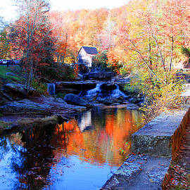 Southern Mill by Michael Rucker