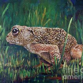 Southern Toad by AnnaJo Vahle