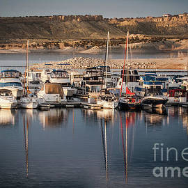 Southshore Marina On Lake Pueblo by John Bartelt