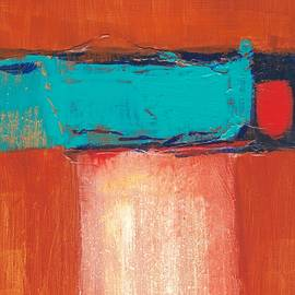 Southwestern Abstract by Bill Tomsa