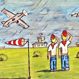 Soviet dreamers by Andrey Kopylov