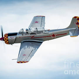 Soviet  Taildragger  by Rene Triay Photography
