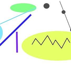Space Ball by Alida M Haslett