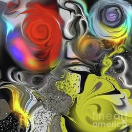 Space of Love by Diana Coatu