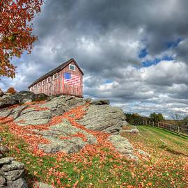 Spacious Skies by Bill Wakeley