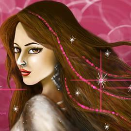 Sparkling beauty  by Anjali Swami