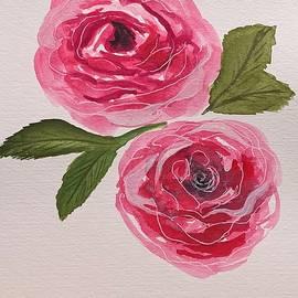 Special Roses by Inez Ellen Titchenal