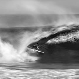 Speed Trim  bw by Sean Davey
