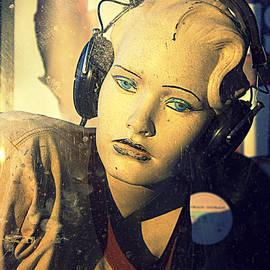 Spinna De Vinyl Mannequin