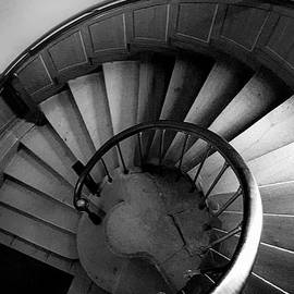 Spiral Staircase by Russell Welton