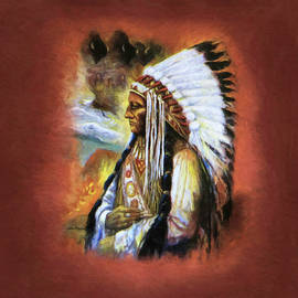 Spirit of the Sioux by Donna Kennedy
