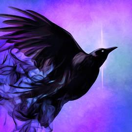 Spirit Raven by Susan Maxwell Schmidt