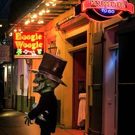 Spirits on Bourbon Street New Orleans