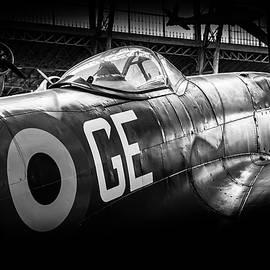 Spitfire by Kris Christiaens
