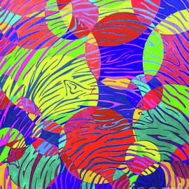 Splashing Through Color by Megan Howard