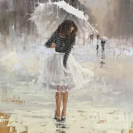Splish Splash by Laura Lee Zanghetti