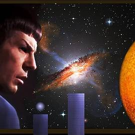Spock by Hartmut Jager
