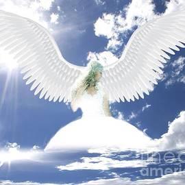 Spreading My Wings by Belinda Threeths