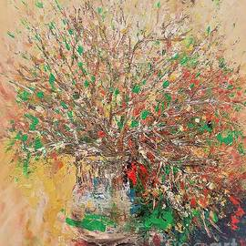 Spring bunch by Elena Ivanova