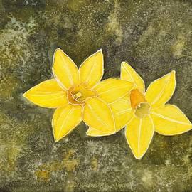 Spring Daffodils by Sonali Gangane