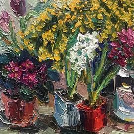 Spring by Elvira Guzeeva