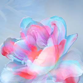 Spring flower fantasy by Larisa Fedotova
