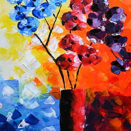 Spring flower by Liviuflorin Art