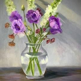 Spring Flowers by Anne Barberi