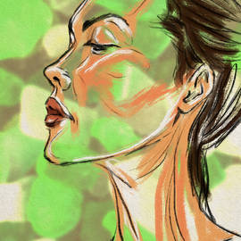 Spring Green  by Michael Kallstrom
